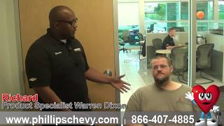 2018 Chevy Trax - Customer Review at Phillips Chevrolet - Chicago New Car Dealer 1