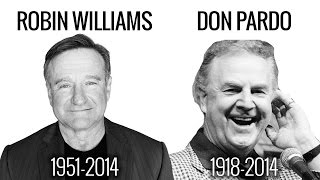 Robin Williams & Don Pardo: My Thoughts.