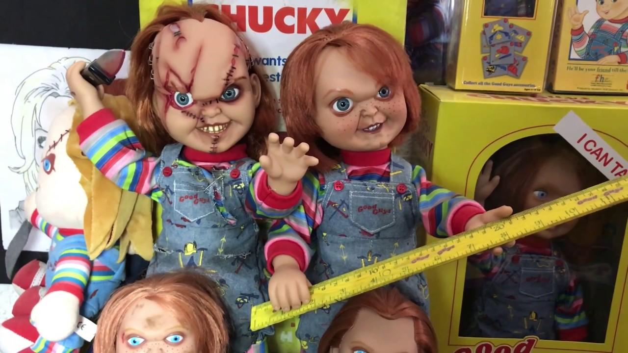 Visita Coleccionista Chucky Y Tortugas Ninja Juegos Juguetes Y Coleccionables Youtube