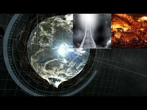 THE HOLLOW EARTH – HEAVEN OR HELL?
