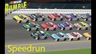 Speedrun Nascar Rumble PS1 - All Cups (Elite)