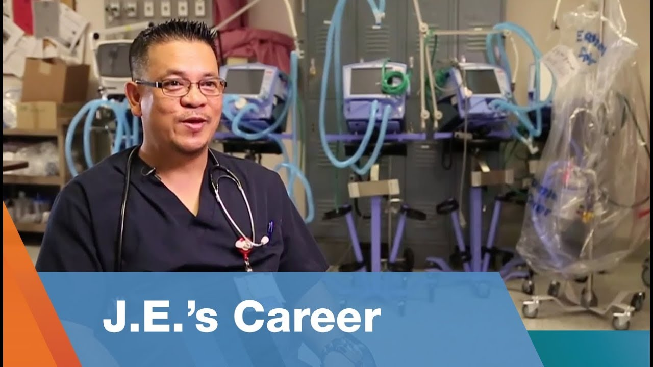 a report on the career of respiratory therapists a health occupation Occupational health problems vary from broken bones to vision problems  coal mining-related respiratory diseases (national institute for occupational safety and.