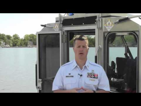 VHF - An interview with the US Coast Guard and some basic procedures