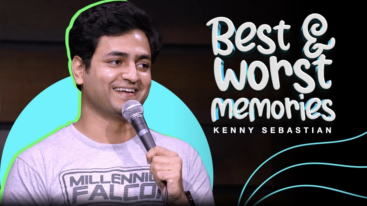 Stand Up Comedy - Crowd Work  | Kenny Sebastian - Best & Worst Memories : Deep Sea Diving