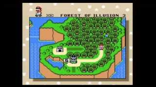 Super Mario World #8- Out of Sync Cheese