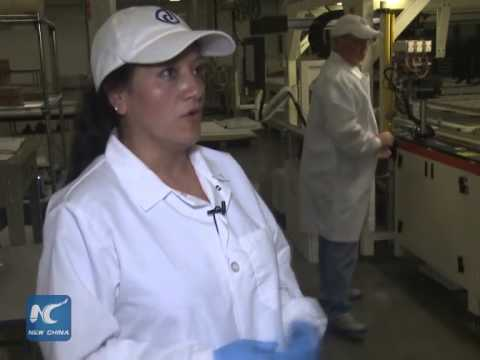 American workers talk about working for a Chinese solar company