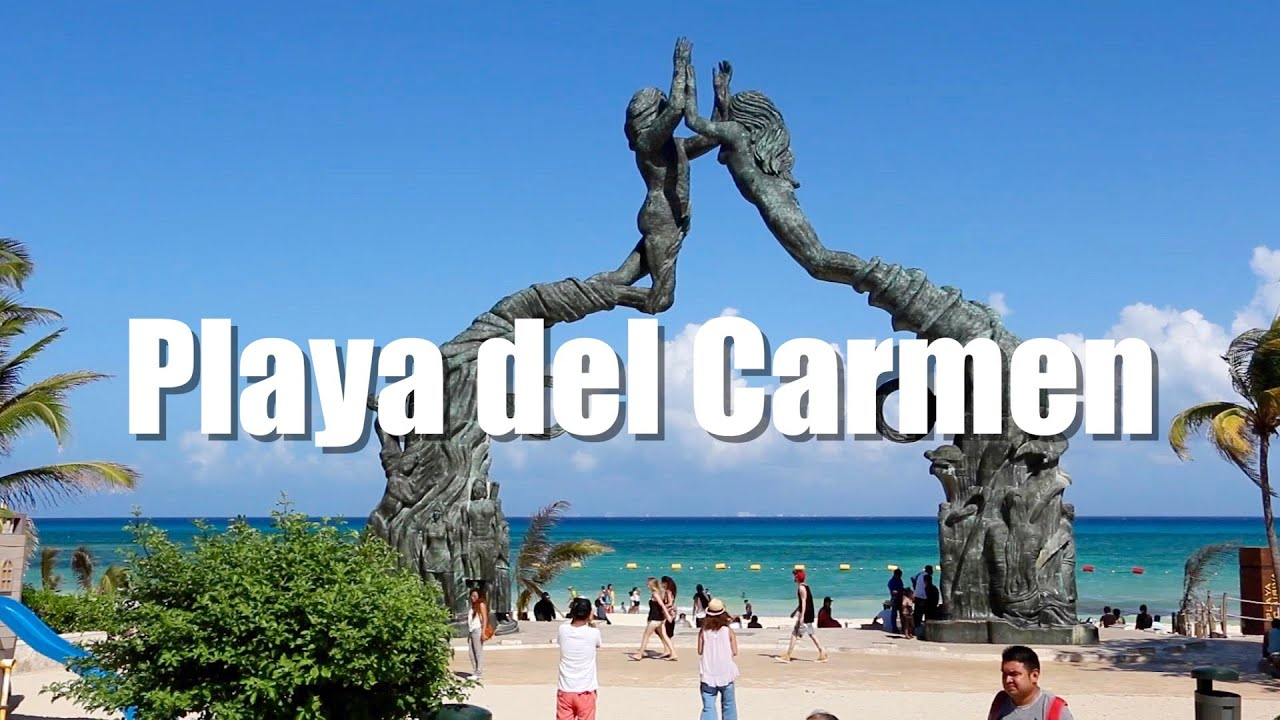 Playa del carmen mexico youtube for Actual muebles playa del carmen