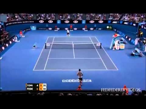 Roger Federer - Unreal (HD)