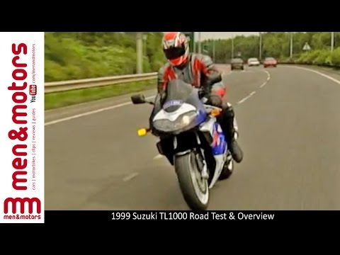 1999 Suzuki TL1000 Road Test & Overview