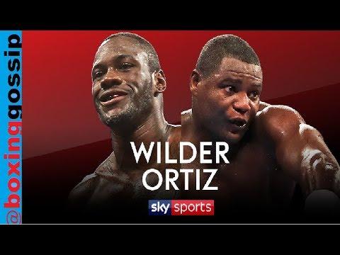 Deontay Wilder Vs Luis Ortiz - Post fight reaction - Full Heavyweight boxing analysis