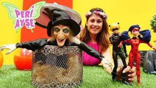 Peri Ayşe ve Kara Kedi hayvanlara yardım ediyorlar!