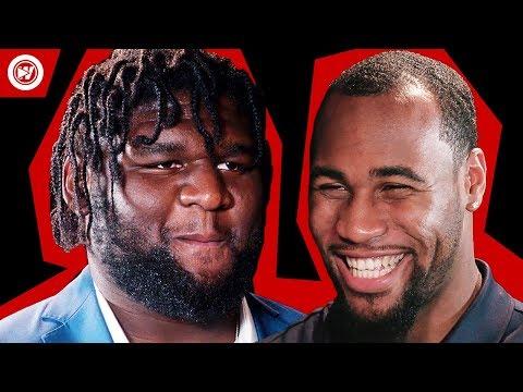 Bad Joke Telling   2017 Draft Rookies Edition #3