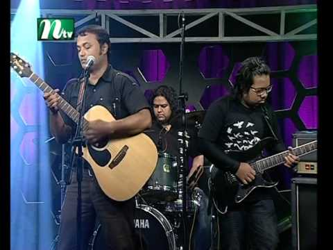 Nilika by Shohortoli band [Positive Vibe programme on NTV]