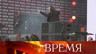 В Тверской области проходит крупнейший в России фестиваль под открытым небом Нашествие