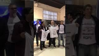 Video: Repudian al Reino Unido por mostrar atractivos de Malvinas