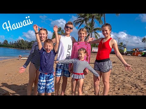 Hawaii Holiday with 6 KIDS 🏝