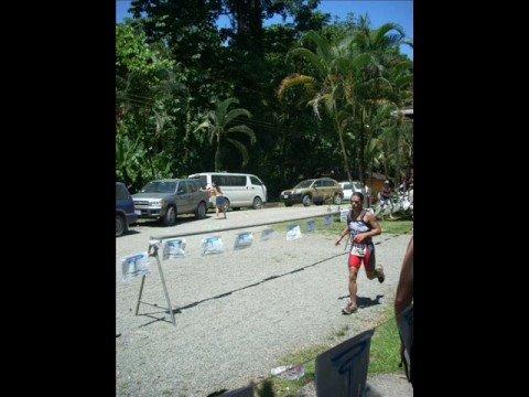 tribelen en tricross Punta Cocles Limón 08