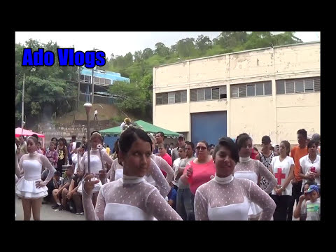 Indepencia Honduras 2015 desfiles patrios - parte1