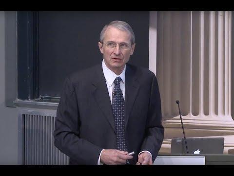 "2018 Killian Lecture: Richard Schrock, ""Adventures in Inorganic Chemistry and Catalysis"""