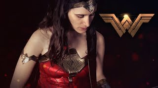 Wonder Woman Guitar Cover (Orchestral)