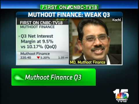 Halftime Report - George A Muthoot, MD, Muthoot Finance