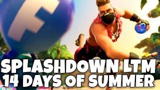 *LIVE* 14 Days of Summer Event - LMG Unvaulted - Splashdown LTM - Fortnite: Battle Royale