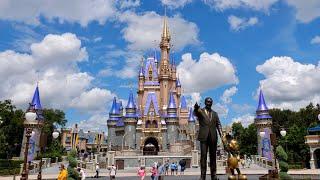 Magic Kingdom Ultimate Walking Tour in 4K | Walt Disney World Orlando Florida September 2020