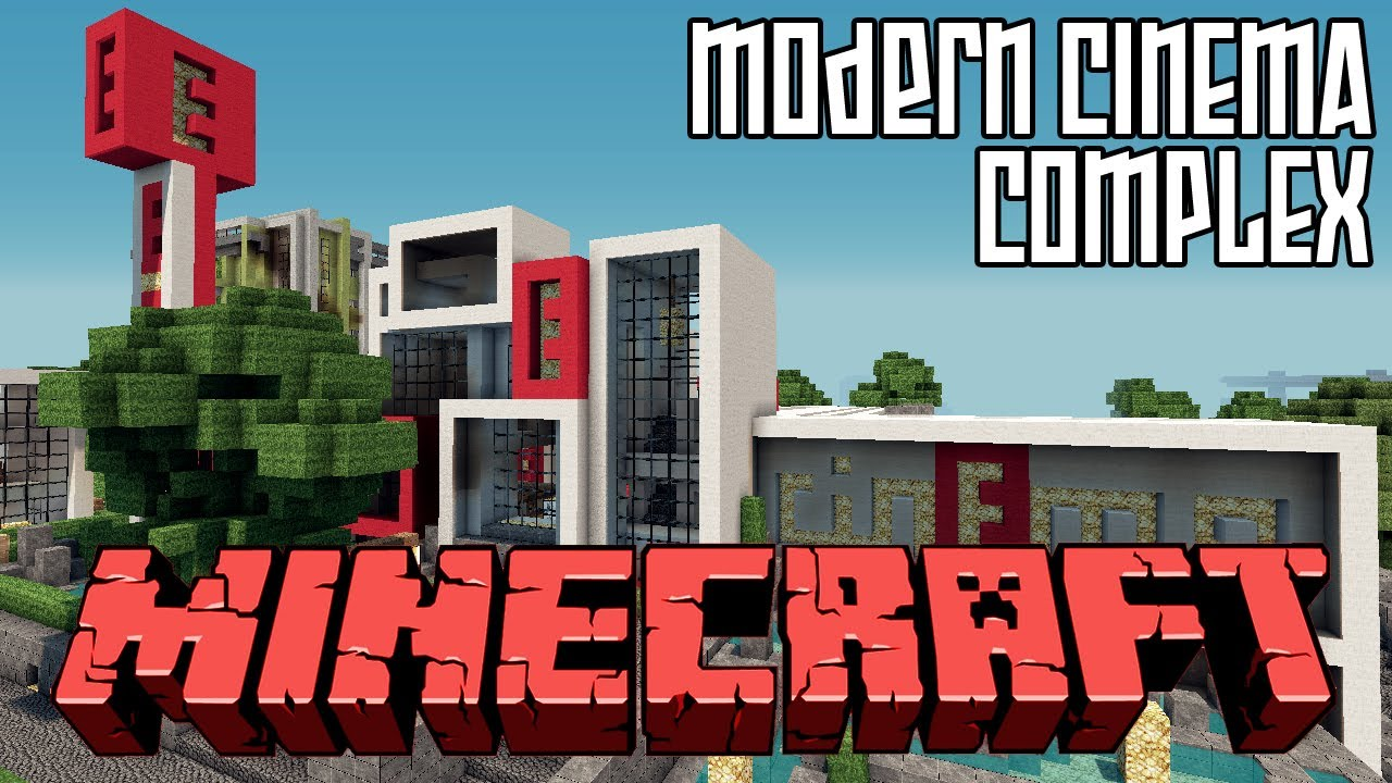 Minecraft cinema hd youtube gumiabroncs Gallery