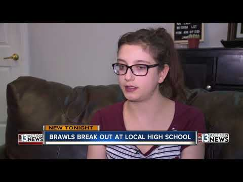 Citations, arrests made after fights at Basic High School