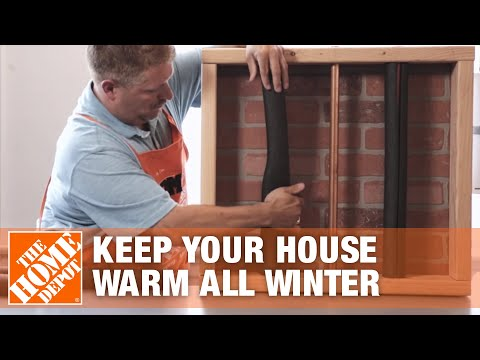 6 Projects to Keep Your House Warm All Winter
