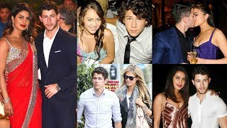 Girls Nick Jonas Has Dated (Wife : Priyanka Chopra)