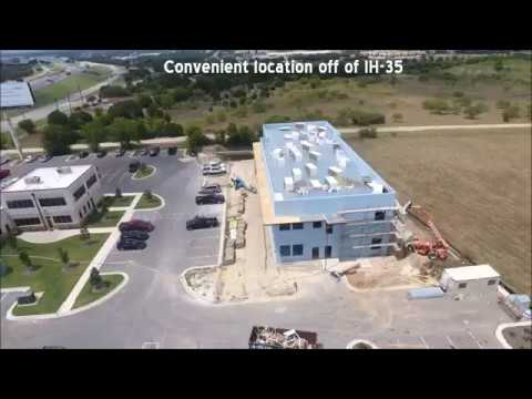 Office Space for Lease - June 2017 Drone Tour
