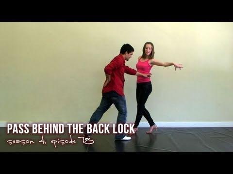 Club Style Salsa Dance Move
