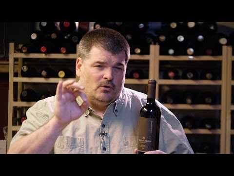 The Grape Guy Wine Review:  Jackson-Triggs 2012 Merlot Grand Reserve || Glen & Friends Cooking