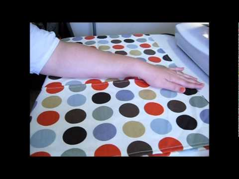 DIY Sewing mens apron - YouTube