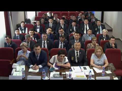 Заседание коллегии Агенства
