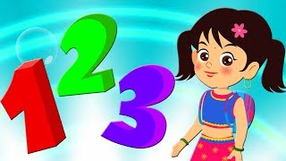 Ek Do Teen Chaar | Nursery Rhyme In Hindi | Counting Song In Hindi | Numbers 1 to 30 In Hindi |