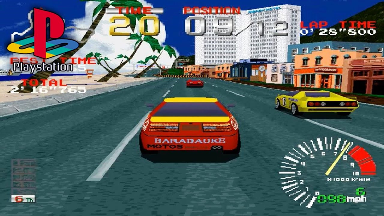 Resultado de imagen para Ridge Racer playstation 1