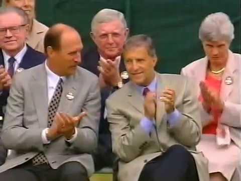 Wimbledon Champions Parade 2000