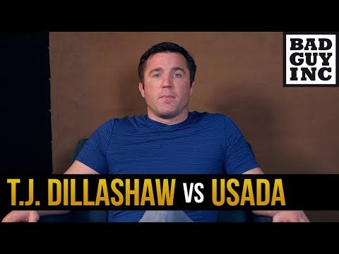 Re: T.J. Dillashaw's failed drug test...what did USADA find?