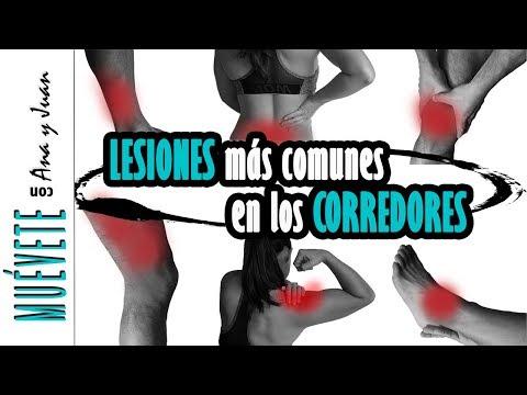Lesiones Comunes de Corredores