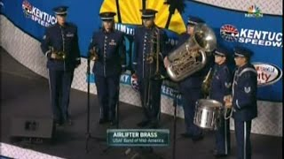 The Star Spangled Banner Airlifter Brass Usaf Band Of Mid America 09 24 2016