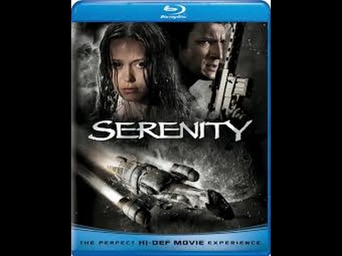 Sci Fi month review#8:Serenity 2005 film