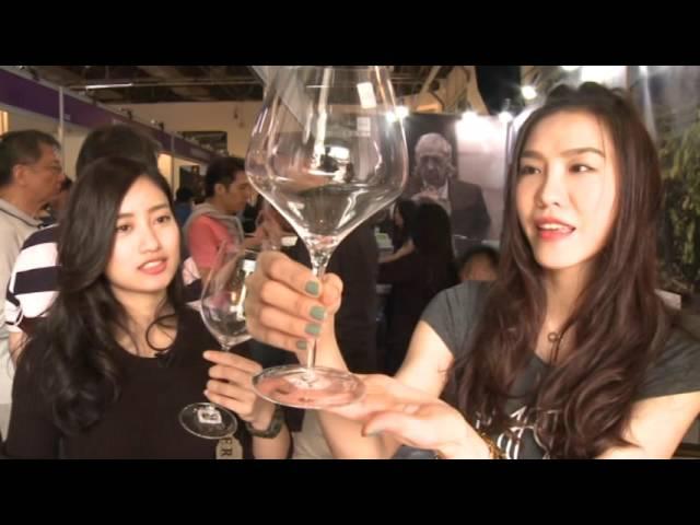 【央廣】越南腳步臺灣行第31集華山酒展