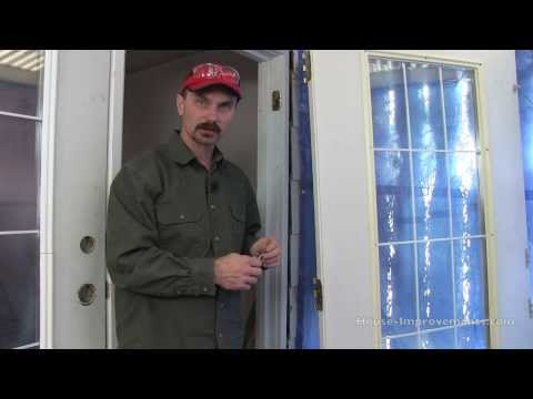 How To Install Garden Doors