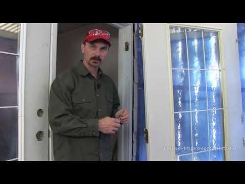 How To Install Garden Doors