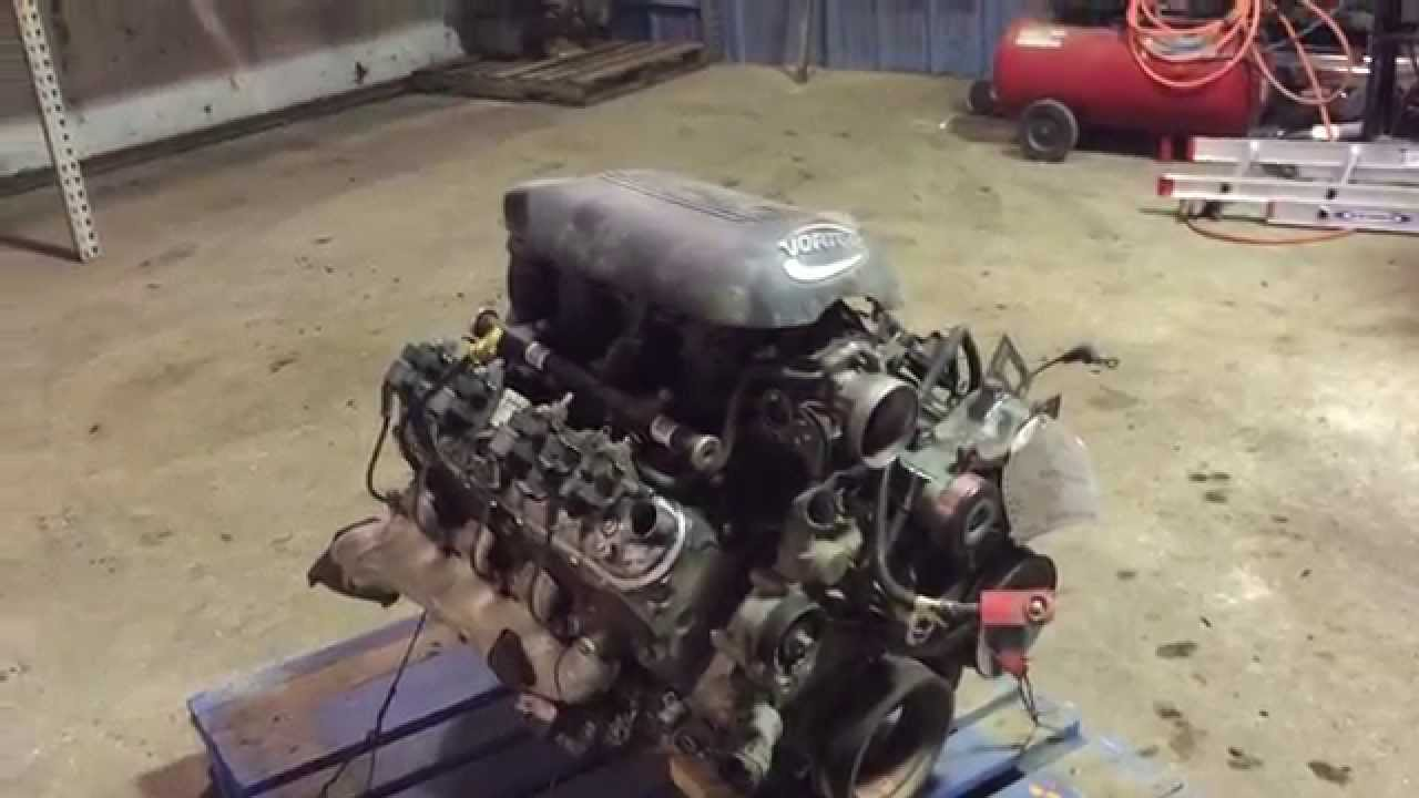 2002 Gmc Sierra 4 8 Vortec Engine With 86k Warranty For Sale
