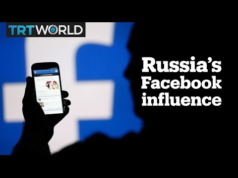 Russian election FB posts reach 129 million users