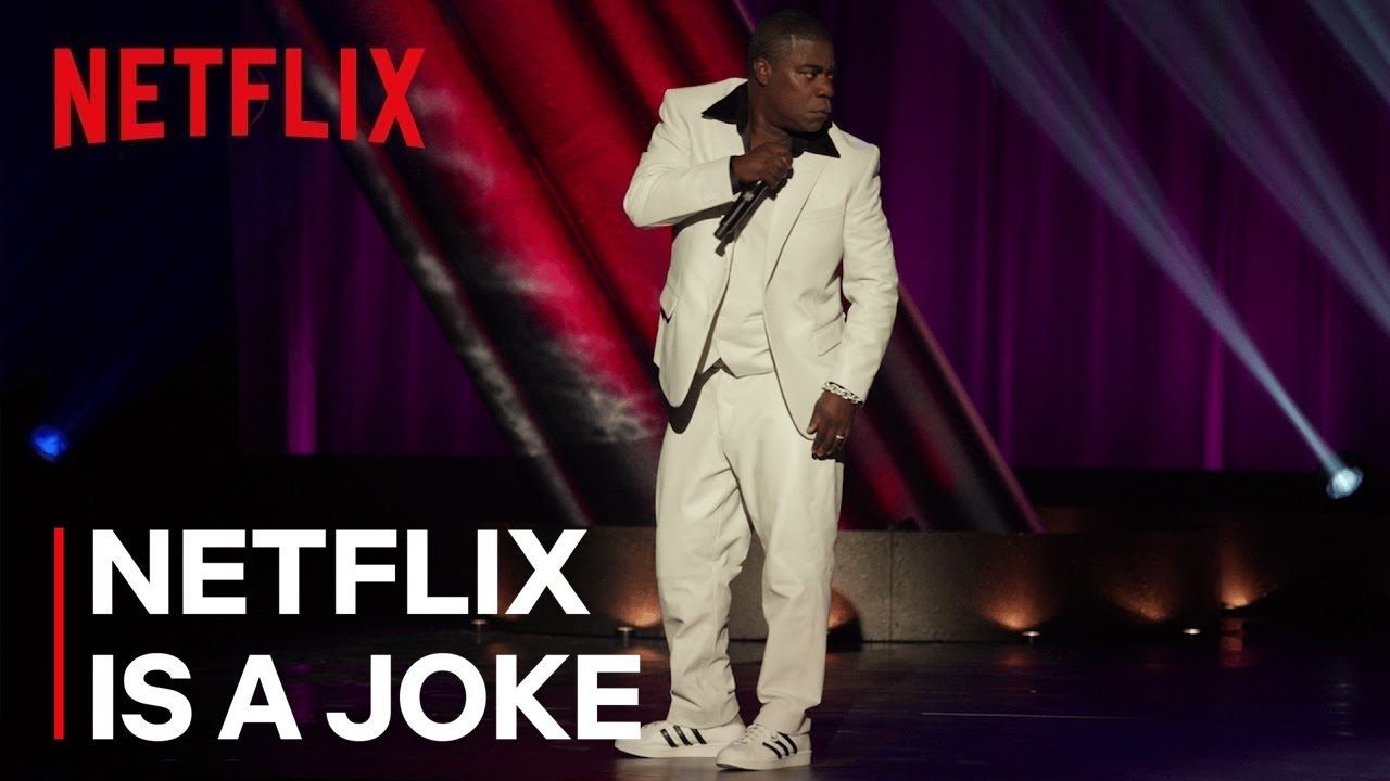 Tracy Morgan: Staying Alive - Family   Netflix Is A Joke