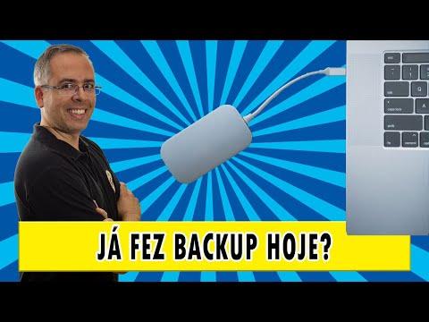 A importância de uma rotina de backup